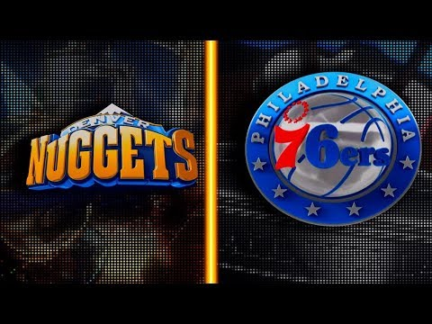 "Philadelphia Sixers vs Denver Nuggets - Full Game Highlights ""November 8, 2019-20 NBA Season"""