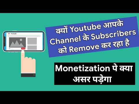 Why Youtube Removing Subscribers from many Youtube Channel ! Spam Subs or monetization Mp3