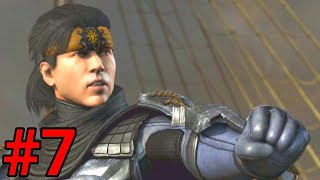 Mortal Kombat X | Modo Historia - Capitulo 7 (Takeda)