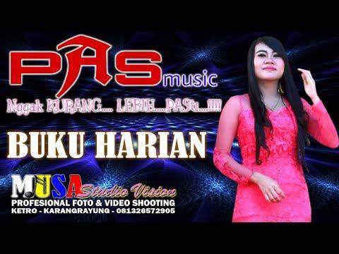 Buku Harian Dangdut Terbaru PAS Music 2017