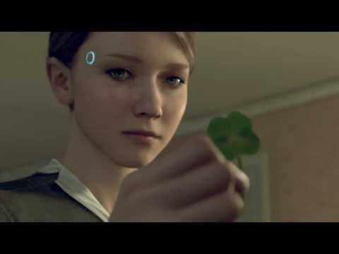 DETROIT BECOME HUMAN GAMEPLAY WALKTHROUGH Part 2  (Kara) [1080p HD PS4 PRO]
