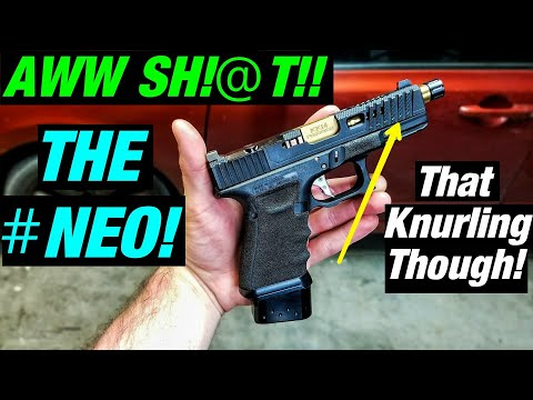 💥EPIC! Custom Glock Slide!⚡ Loki Tactical NEO Slide!!