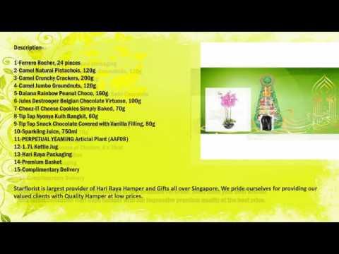 Online Shopping for Hari Raya Hamper 2016 | Starflorist