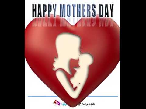 Mothers Day animated E-Card