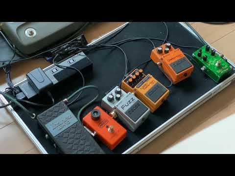 John Frusciante's BSSM & Californication Era Guitar Sound