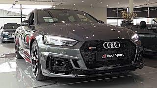 2019/2020 Audi RS5 Sportback | Quattro FULL REVIEW Interior Exterior Infotainment