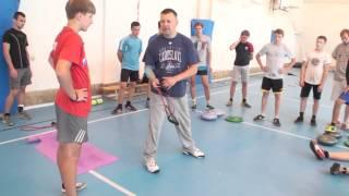 Павел Крылов. Упражнения для хоккеистов. Физподготовка спортсменов. Функциональные упражнения.