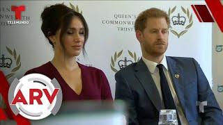 Harry revela la verdadera razón de su salida de la realeza | Al Rojo Vivo | Telemundo