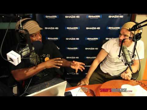 Ethan Hawke Speaks on Working with Denzel Washington on #SwayInTheMorning