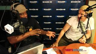 Ethan Hawke Speaks on Working with Denzel Washington on #SwayInTheMorning