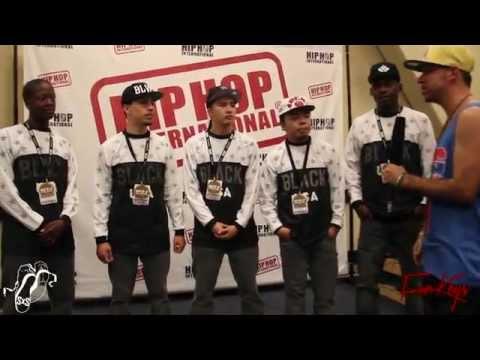 1UP Crew (Oakland, CA) | Bronze Medal - USA HH Dance | #HHI2015 | #SXSTV