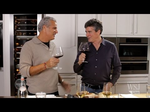 Jay McInerney Eats His Cheese After Dinner | Ep. 10 Clip On The Table | Reserve Channel | WSJ
