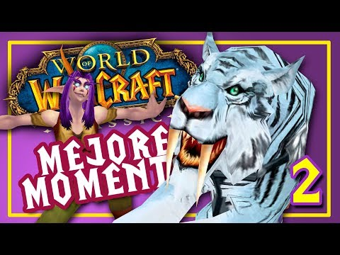 TENGO MONTURA|WOW CLASSIC | Best Moments #2 | Tigry86