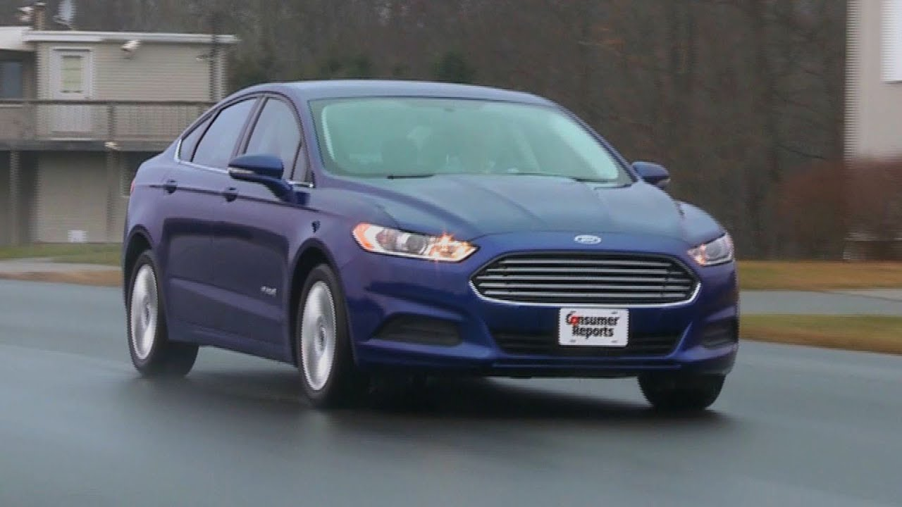 Tests Show Ford Fusion C Max Hybrids Don T Live Up To 47 Mpg Claims Consumer Reports