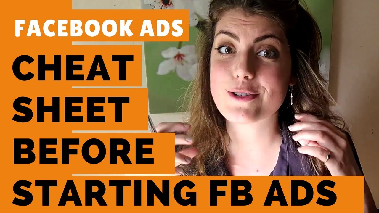 3 ESSENTIAL things you have to know before starting Facebook Ads