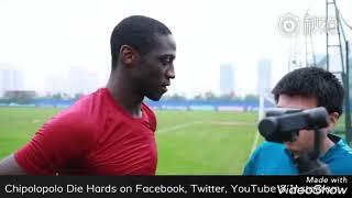 Jacob Mulenga's views on the last six games at club side Shijiazhuang Yongchang