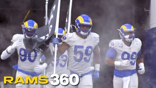 From the NFL Draft to the 1st Game at SoFi Stadium (Ep. 1) | Rams360