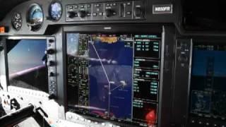 Daher-Socata TBM 850 Atlantic Crossing Video