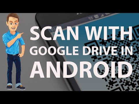How To Scan Documents to PDF in Android Using Google Drive Scan