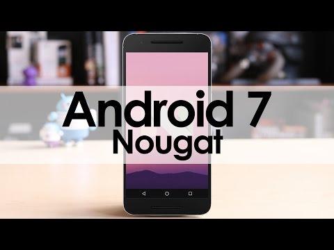 Así funciona Android 7.0 Nougat