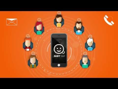JustYap - Free International calls
