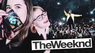 MY DREAM CAME TRUE! The Weeknd in Zurich | STARBOY LEGEND OF THE FALL WORLD TOUR 2017