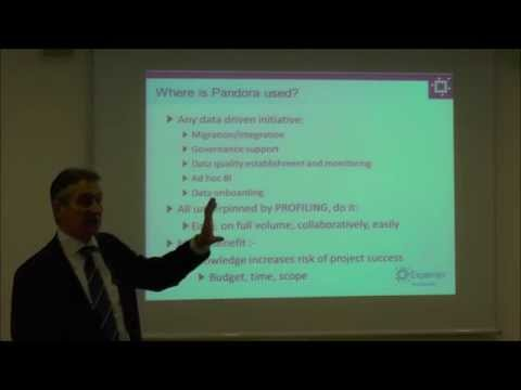 DMSG - Data profiling - how to maximise the risk of success - Jim Williams Experian