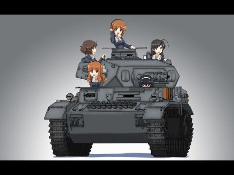 GR Anime Review: Girls Und Panzer