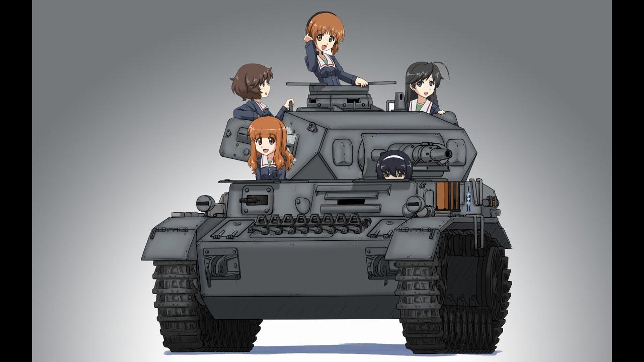 girl und panzer