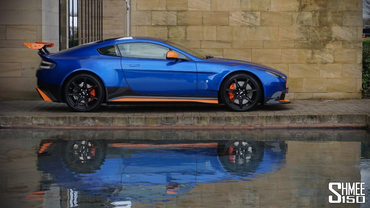 Aston Martin Gt8 >> COLLECTING My Aston Martin GT8! [Road to GT8 Episode 10] - YouTube