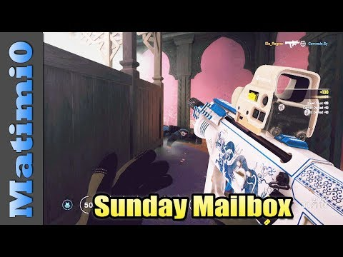 Ubisoft Listened? - Sunday Mailbox - Rainbow Six Siege
