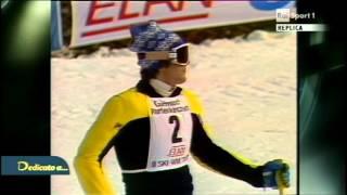 Ski alpino WM 1978 Garmisch, slalom Stenmark , Gros