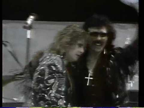 Black Sabbath Paranoid @  Aid 85