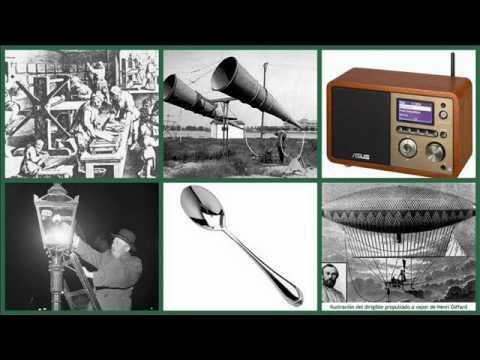 3 inventos tecnologicos antiguos