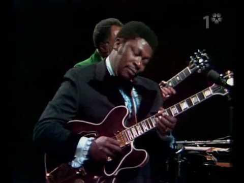 B.B King - Live in Stockholm 1974