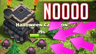 Clash of Clans :: TH9 DARK ELIXIR RAIDS :: UPGRADING TESLA :: REMOVING COULDRON!!!
