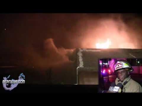 Statement On Hamilton Structural Fire, Dec 19 2012