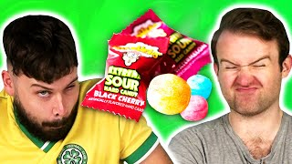 Download Irish People Try Extreme Sour Warheads For The First Time
