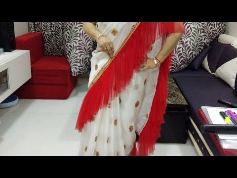177. Stylish Saree Making