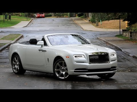Globe Drive: If money was no object, this Rolls-Royce is the best car in the world