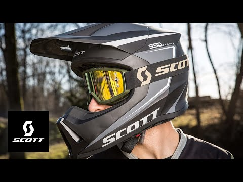 Introducing The SCOTT Primal Goggle