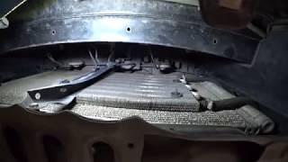 Camry 50 3.5 Дополнительный радиатор АКПП.