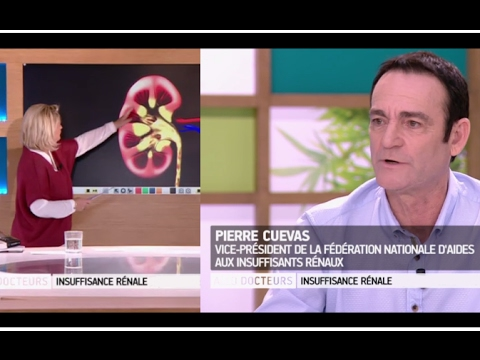 Allô Docteurs - France 5 - Insuffisance Rénale Chronique