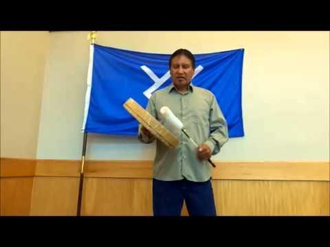 Northern Cheyenne Flag Song Lame Deer version