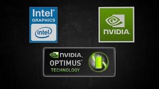Как выбрать дискретную видеокарту при запуске игр - Nvidia Optimus