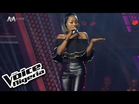 "Majeeka - ""Yolo"" / Live Show / The Voice Nigeria Season 2"