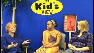 Kids View Talk Show Guest: Sherry Whisman