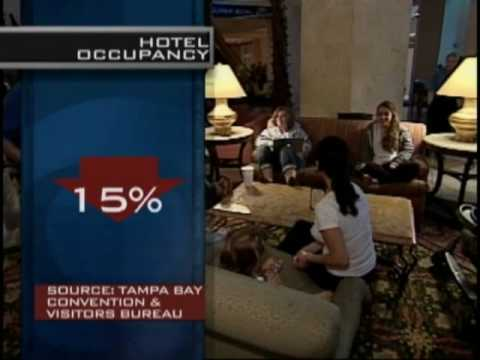 Super Bowl Boosts Tampa Economy