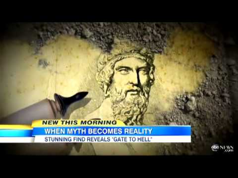 Pluto's Gate to Hell Found in Turkey Cave Say  Archaeologists -   Video
