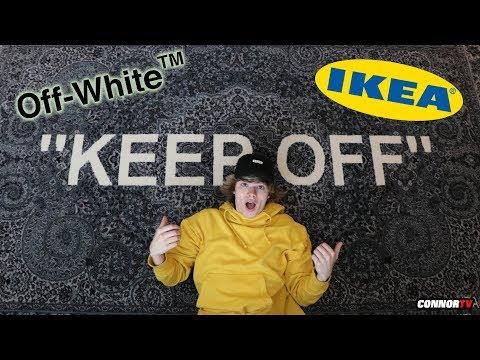 $800 Off-White Hypebeast Shopping at IKEA! Hypebeast Room